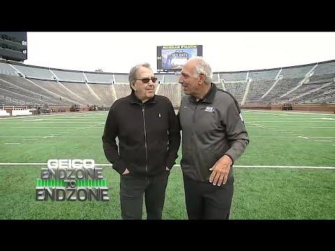 End Zone to End Zone: Lloyd Carr | Michigan | B1G Football