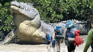 SEARCH FOR THE LARGEST CROCODILE IN THE WORLD!! | BRIAN BARCZYK