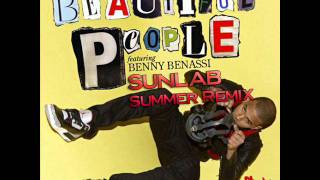 Chris Brown & Benny Benassi - Beautiful People (Sunlab Summer Remix)