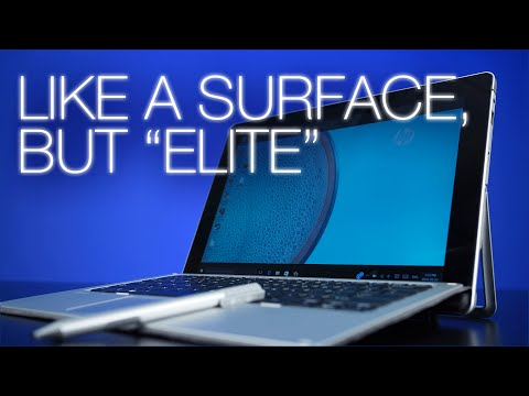 HP Elite X2 1012 G1 - Working Professionals Can Be Cool, Too