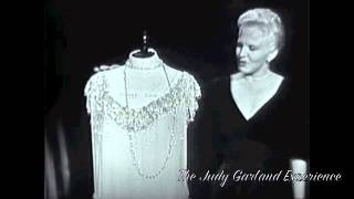 Peggy Lee Displays And Discusses Howard Shoup Costumes On Live TV + 2 Songs!!!