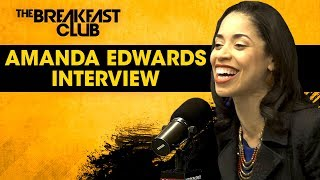 Amanda Edwards Speaks On Houston Roots, Running For Senate + The Importance Of Helping The Community