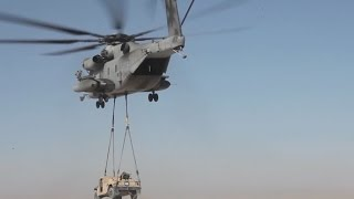 Feast your eyes on the CH-53K King Stallion, the Marines