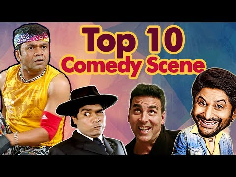 Shemaroo Bollywood Comedy - Top 10 Comedy Scenes (HD) Ft - Arshad Warsi | Johnny Lever | Rajpal