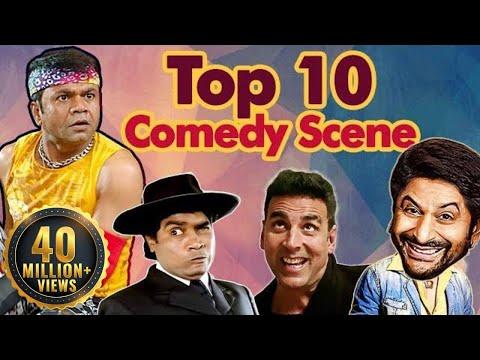 Shemaroo Bollywood Comedy – Top 10 Comedy Scenes (HD) Ft – Arshad Warsi | Johnny Lever | Rajpal