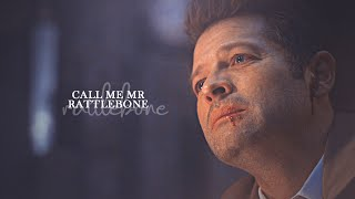 Castiel - Mr. Rattlebone