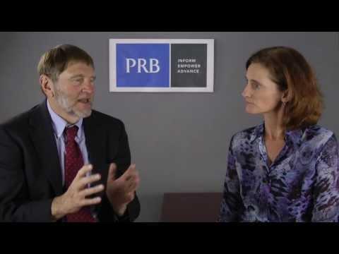 PRB Spotlight: International Migration Trends Video thumbnail