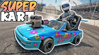 I Tried An All Go Kart Race And It Was INSANE! Special Vehicle Crashing! - Wreckfest