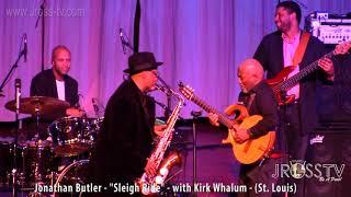 "James Ross @ Jonathan Butler with Kirk Whalum - ""Sleigh Ride"" - www.Jross-tv.com (St. Louis)"