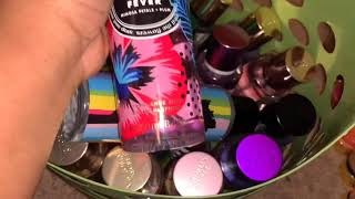 "Victoria's Secret Body Mist Collection + Lotion 👀 ""A Must See"""