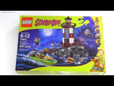 Vidéo LEGO Scooby-doo 75903 : Le phare hanté