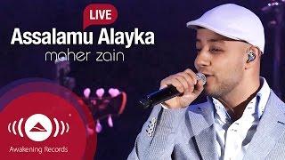 Gambar cover Maher Zain - Assalamu Alayka | Awakening Live At The London Apollo