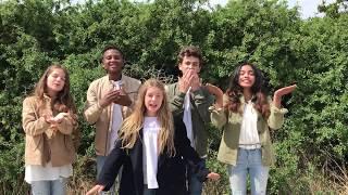 Kids United - 1 million d'abonnés Youtube ... MERCI !!!!