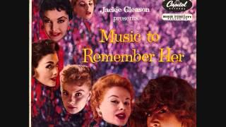 Jackie Gleason Presents Music To Remember Her   Pt 1 (1955)  Full Vinyl LP