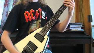 Exodus - No Love (guitar cover)