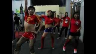 Charice - Jingle Bells Rock (Sexy Zumba)