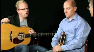 Bluegrass and Gospel Duet Singing by  Jamie Dailey and Darrin Vincent