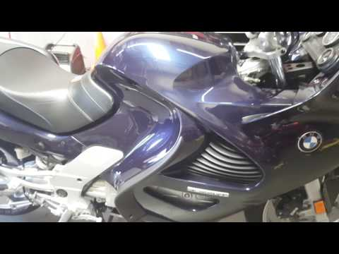 2003 BMW K1200GT UPGRADES BY MOBILE FIX.