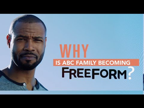 Why is ABC Family Becoming Freeform? | Freeform