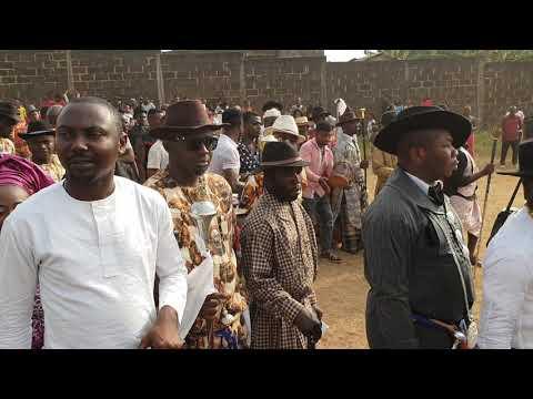 Izari Afa Agwuena age Grade of Abiriba 2018 part 7