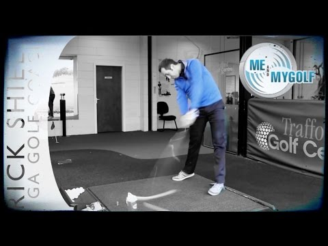 RICK'S GOLF SWING LESSON BY ME AND MY GOLF