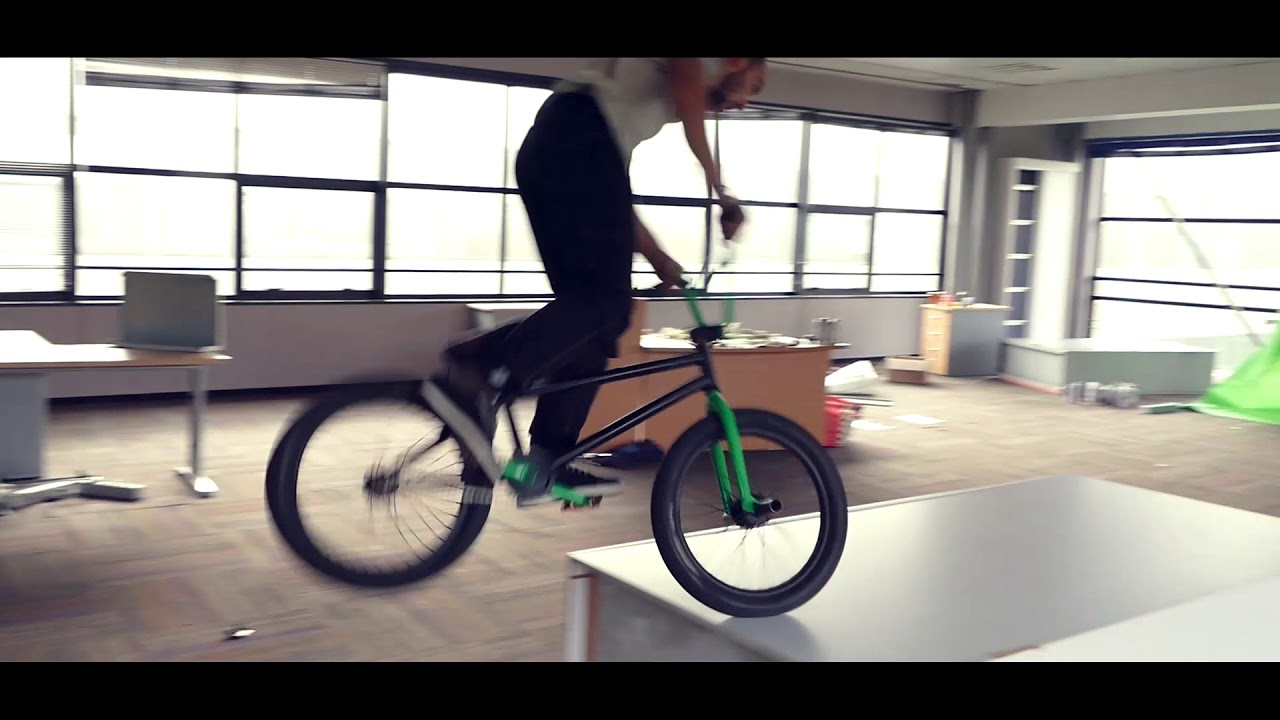 Concours Sosh Urban Motion #BMX
