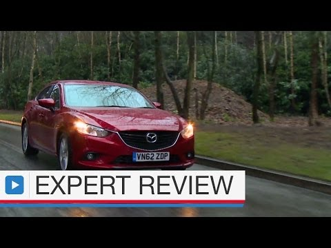 Mazda 6 expert car review