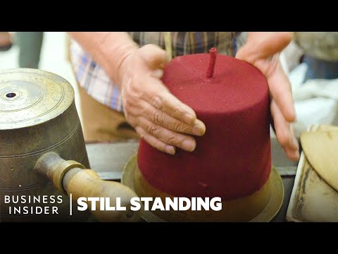Meet One of Egypt's Last Fez Makers