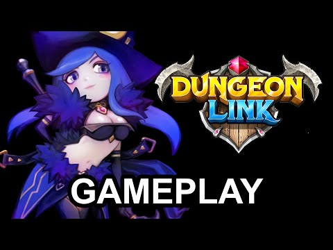 A first look at Dungeon Link! Commentary & Gameplay