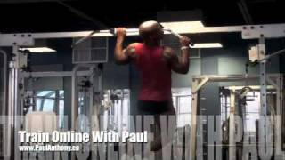 Calgary Fitness Tutorial - Single Arm Pullups