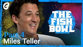 Miles Teller In The Fish Bowl With Chris Long (E4)   Chalk Media