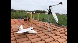Mini talon longrange 56 km out with 5.8 sistem video