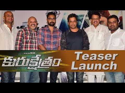 Kurukshethram Movie Teaser Launch
