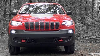 2019 Jeep Cherokee Trailhawk: Review