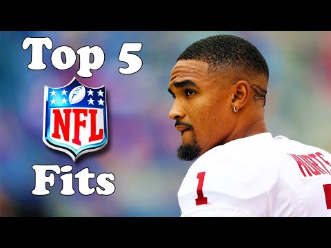 Top 5 NFL fits for Jalen Hurts