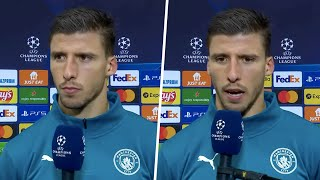 """""""It's little moments that will decide the game."""" Ruben Dias on defeat in Paris"""