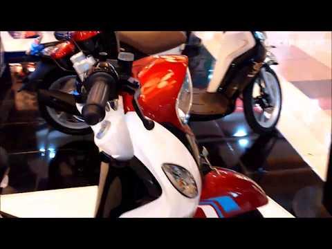 Yamaha Mio Fino FI 125 Red 2016