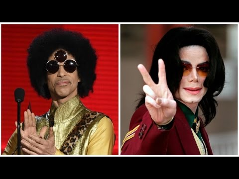 Let's Just Say It: Prince Teased The Hell Out Of Michael Jackson - Newsy