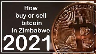 Wie man Bitcoin in Simbabwe tragt