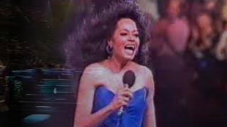 Diana Ross - Mahogany & Ain't No Mountain High Enough @ Ahoy 1994