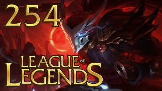 League Of Legends #254: Yasuo Mid (CZFull HD60FPS)