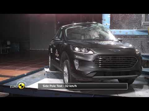 Euro NCAP Crash & Safety Tests of Ford Kuga 2019