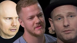 Imagine Dragons Singer Goes Off About Slipknot, Smashing Pumpkin Comments About His Band
