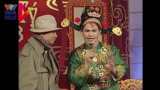 Cười vỡ bụng với màn đối đáp tiếng anh bá đạo trong Táo Quân 2008 | VTV24