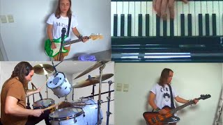 Untitled The Cure Cover      -        vocals|drum|bass|guitar|synthesizer|disintegration|elskyo|full