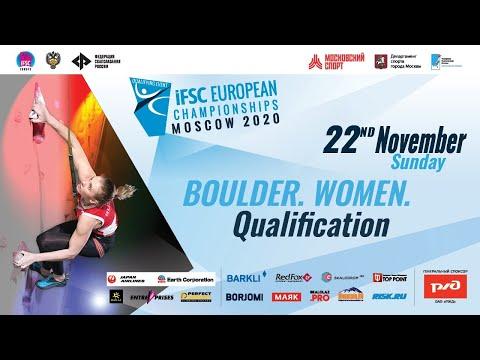 Staša Gejo u polufinalu boldera na Evropskom prvenstvu u Rusiji