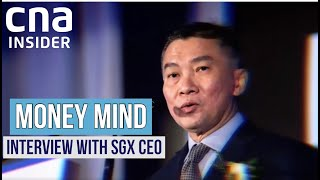 Interview With CEO Of The Singapore Exchange   Money Mind   Singapore Exchange