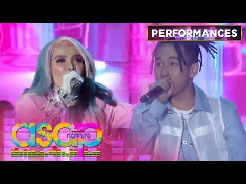 "KZ and Shanti Dope perform ""Imposible""  