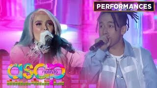 """KZ and Shanti Dope perform """"Imposible""""  