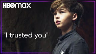Paul Betrays Campion | Raised By Wolves | HBO Max